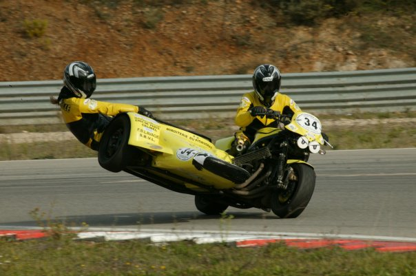 sidecar, racing