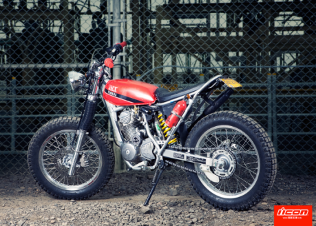 Kitten Honda CRF 230, Icon